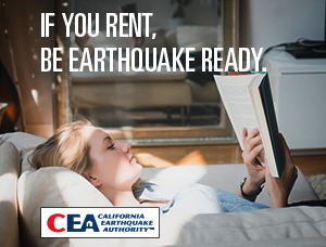 CEA - Earthquake Risk is Real